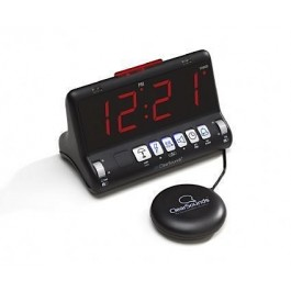 Clearsounds Vibrating Alarm Clock Assistive Technology