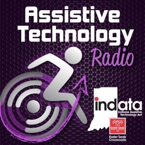 assistive technology radio logo
