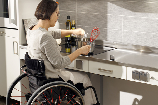 Top 5 Things To Consider When Designing An Accessible Kitchen For Wheelchair