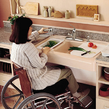 Top 48 Things To Consider When Designing An Accessible Kitchen For Fascinating Accessible Kitchen Design