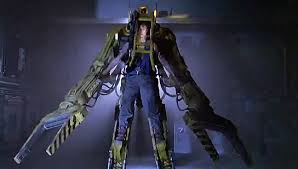 exoskeleton from aliens movie