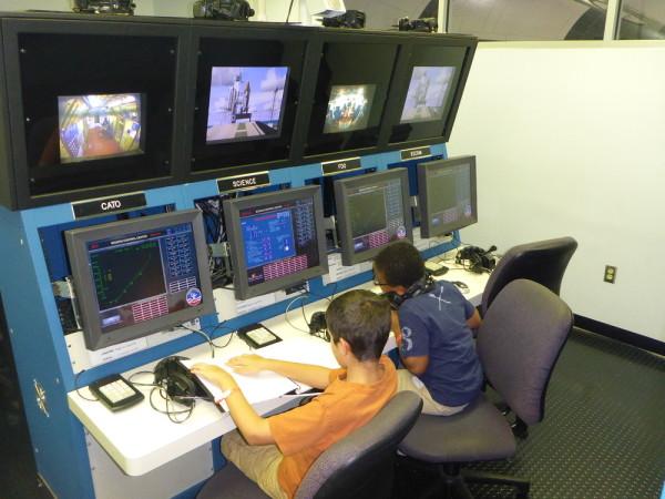 Mission simulation at SCIVIS