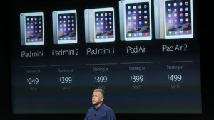 Apple iPads 2014
