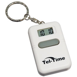 Tel Time Talking Watch Keychain Picture Of Key Chain