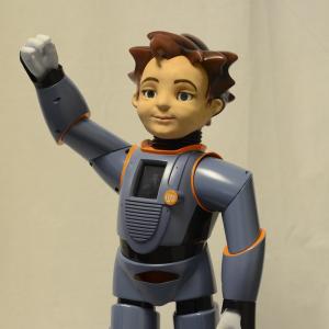 zeno social robot