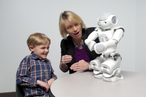 robots autism