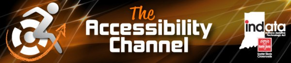 the accessibility channel logo