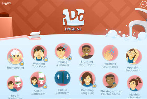ido hygiene screenshot