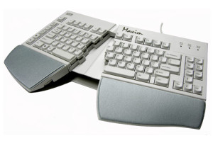 maxim ergonomic keyboard