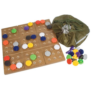 7 Games and Toys for the Visually Impaired