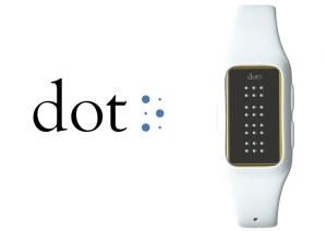 the dot smartwatch