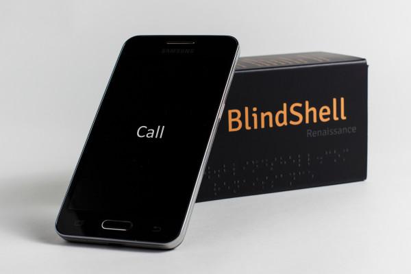 blindshell smartphone