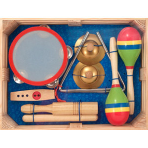 sound off musical instrument set