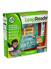 leapreader reading writing system