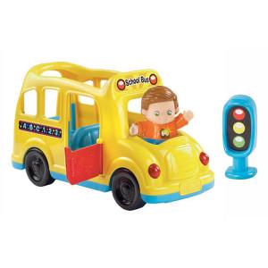 vtech learning wheels school bus