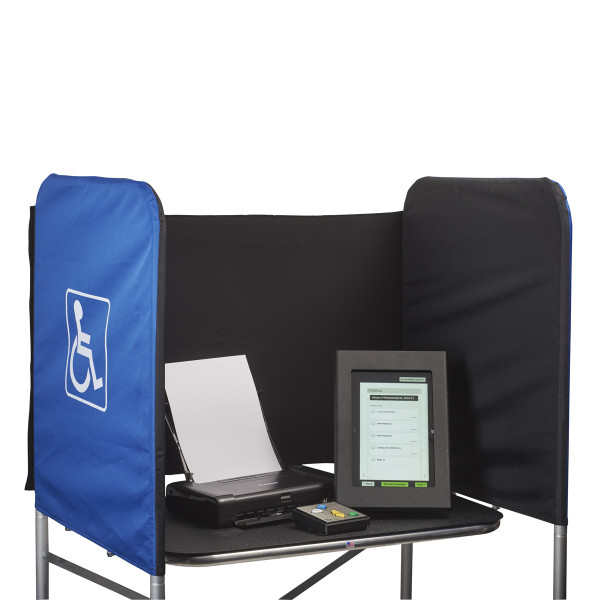 Accessible voting machine