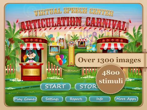 articulation carnival app