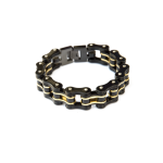 bike chain fidget bracelet