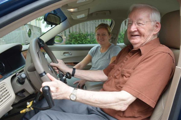 Adaptive driving