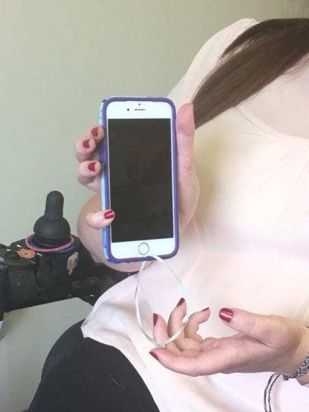 iphone ribbon case