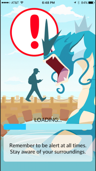 pokemon welcome screen