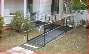 amramp wheelchair ramp