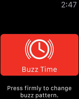 timebuzz app