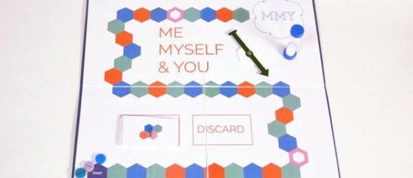 me myself and you mmy board game