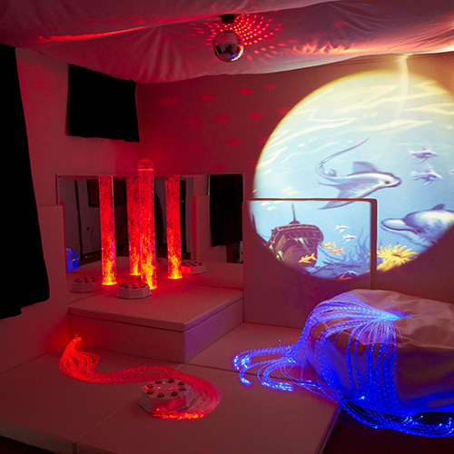 Multi Sensory Room Design