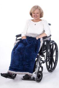 wheelchair blankets