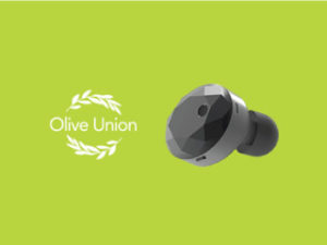 olive union logo and product
