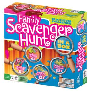 Scavenger Hunt game