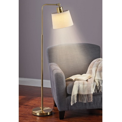 Eyestrain Reducing Led Floor Lamp Assistive Technology