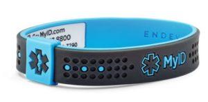 Myid Medical Bracelet Sport