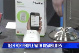 Fox 59 -Tech for People with Disabilities