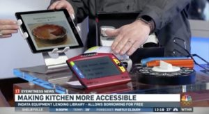 WTHR 13 - Making the Kitchen more Accessible