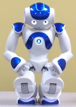 Ophi the Robot