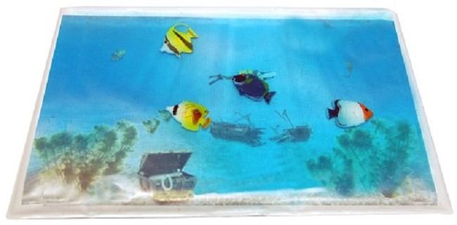 gel aquarium lap pad sensory