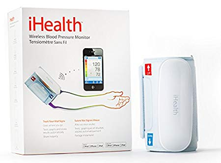 ihealth blood press monitor