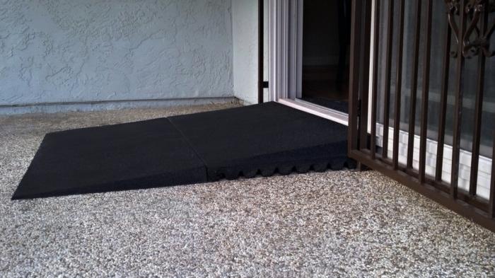 modular entry mat