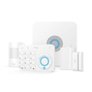 ring home alarm security kit