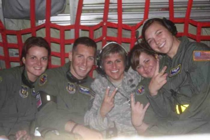 Peri military photo