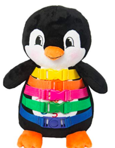 buckle toy blizzard penguin