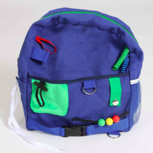 fun and function fidget backpack
