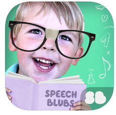 speech blubs language therapy app