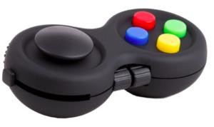 fidget controller pad 8 functions