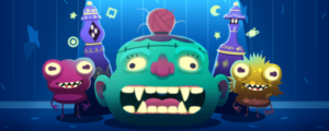 toca boca mystery house image