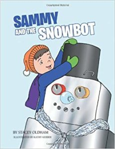 Cover photo of Sammy and the Snowbot
