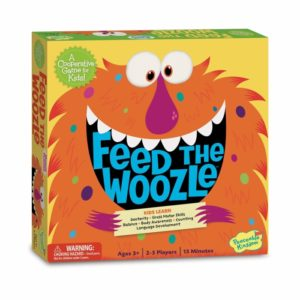 feed the woozle cooperative board game