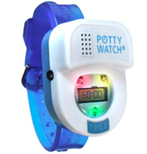 potty time potty watch blue